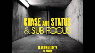 Chase & Status - Flashing Lights Ft Takura & Mac Miller