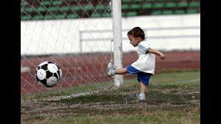 Маленькие гении футбола. Достойная замена.