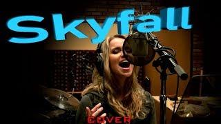 Gabriela Gunčíková - SKYFALL - Adele Cover - Ken Tamplin Vocal Academy