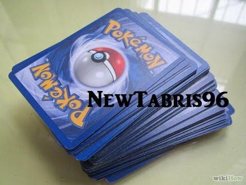 Scambio e Vendita Carte Pokémon 2015
