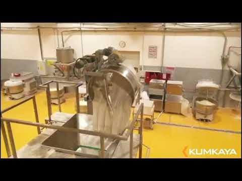 KUMKAYA INDUSTRIAL MACHINES (Mass Production Bread)