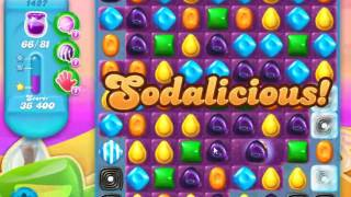 Candy Crush Soda Saga Level 1427 - NO BOOSTERS