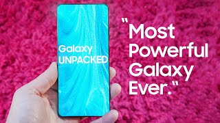 Samsung Unpacked OFFICIAL - POWERFUL SURPRISE!