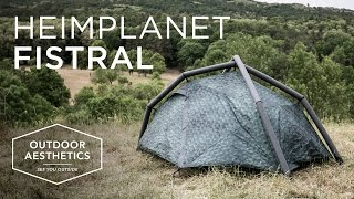 Test & Review: Tent FISTRAL by Heimplanet / Cairo Camo Design (english)