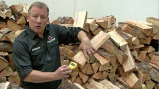 Lopi Wood Stove Moisture Meter - How To Use It