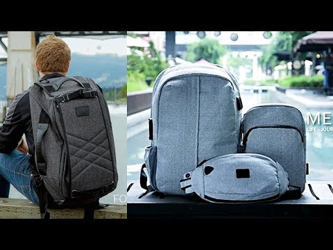 7 Best Travel Bags and Commuter Backpack (Anti Theft, Water Proof & Cut Proof) –  Backpack Bag #04
