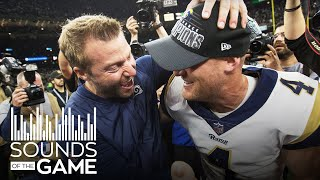 """We're going to the SUPER BOWL!"" 