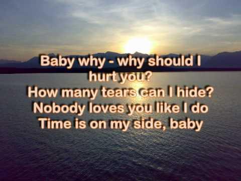 Bonnie Tyler - Why (lyrics)