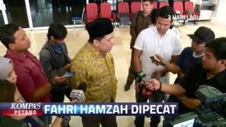 Ada Apa di Balik Pemecatan Fahri Hamzah?