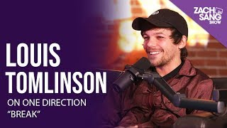 Louis Tomlinson Talks One Directions Break