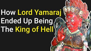 """How Lord Yamaraj ended up being the """"King of Hell""""?"""