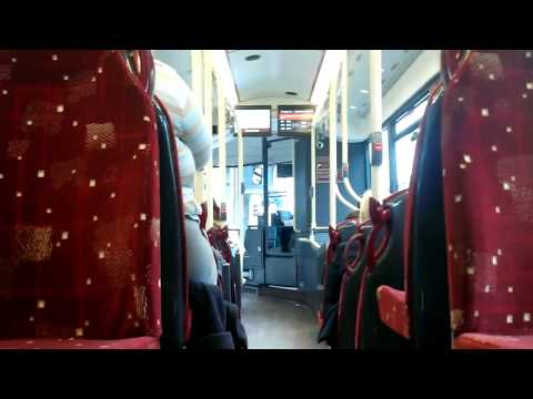 Brand New! lothian buses WrightBus StreetAir 287 (SK67 FLF)
