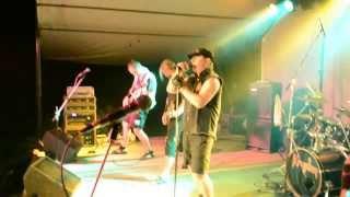 27.07.13 - KRYPTON (CZ) živě - Judas Priest - Breaking the law