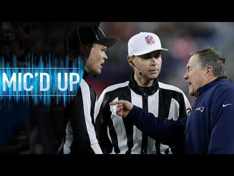"Download Bill Belichick Mic'd Up vs. Packers ""Do you have an extra sharpie?"" 
