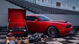 Crate | Challenger SRT® Demon | Dodge