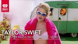 """13 Easter Eggs In Taylor Swift's """"You Need To Calm Down"""" Music Video 