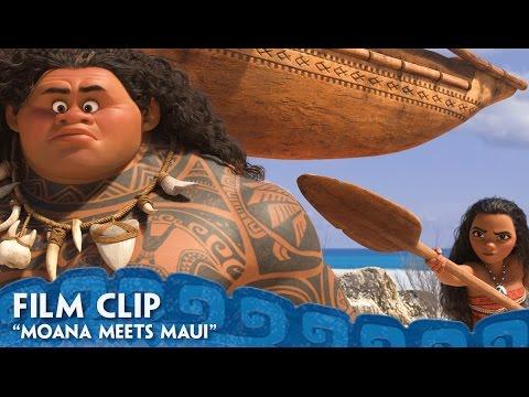 New Movie Clip for Moana