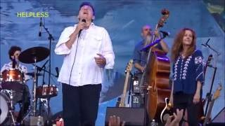 """Video thumbnail of """"Case/Lang/Veirs - HELPLESS and CONSTANT CRAVING, Portland, 7/2/16"""""""