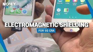 [Money Monster] Electromagnetic shielding for 5G era