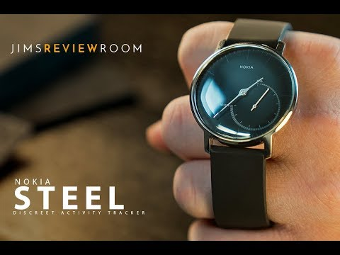 Nokia Steel Activity Tracker - REVIEW