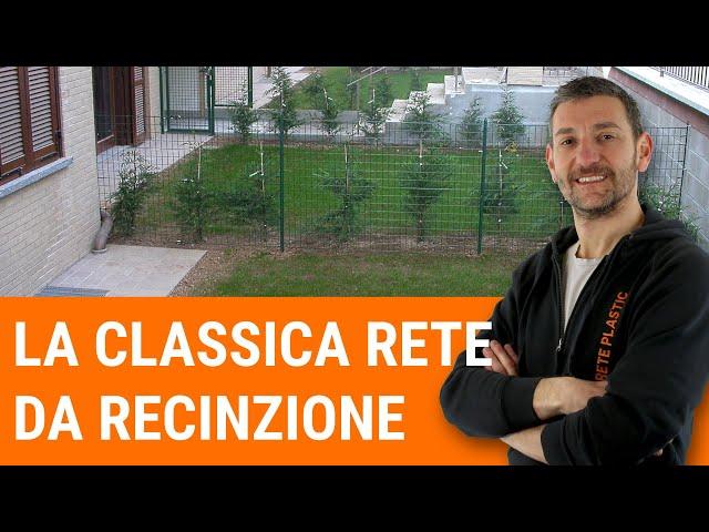 Margherita, la rete da recinzione Made in Italy economica