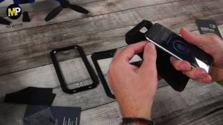 Unboxing the Lunatik Taktik Extreme protector for my iPhone 6S