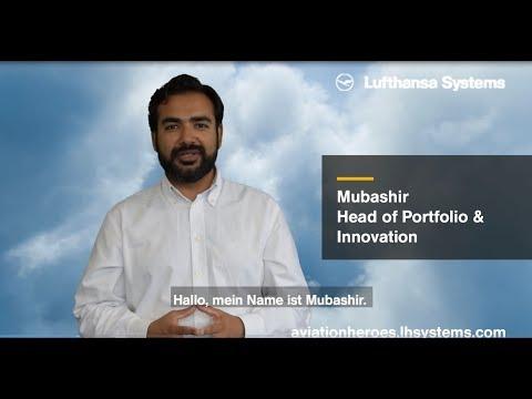 Eingebettetes Video for Mubashir, Head of Portfolio & Innovation