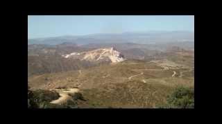 preview picture of video 'Ermita de Monteagud, Benizalón - panoramic views'