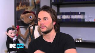 Тейлор Китч, Taylor Kitsch shares his drunk tank story