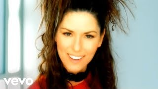 Shania Twain - Up! (Red Version)