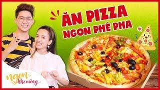 Ngon Khó Cưỡng | Ăn Thử Pizza Lạ: Tưởng Không ngon, Ngon Không Tưởng | Food Review