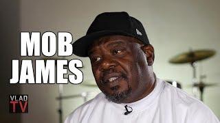 Mob James: Travon Lane Made 2Pac Mob Piru, I Didn't Like It (Part 14)