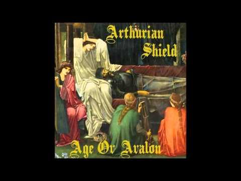 Arthurian Shield Age ov Avalon