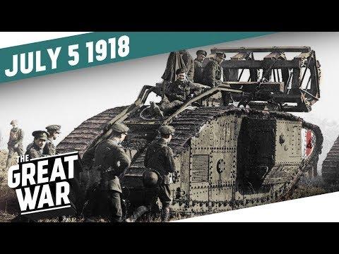 První moderní bitva - Velká válka
