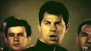 """""""Song of the Volga Boatmen"""" - Leonid Kharitonov & Russian Red Army Choir"""