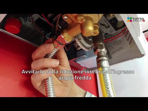Kit Montaggio installazione Scaldabagno Saunier Duval OPALIA C11/C14 - TuttoProfessionale.it