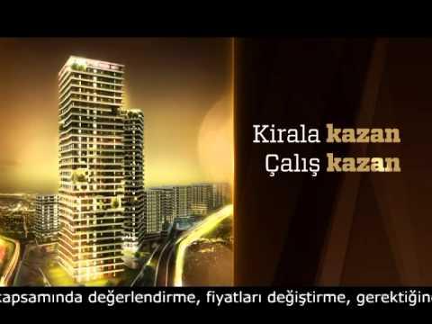 Flex Office Bahçeşehir Videosu