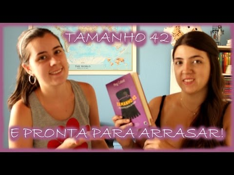 Book Review | Tamanho 42 e Pronta para Arrasar!