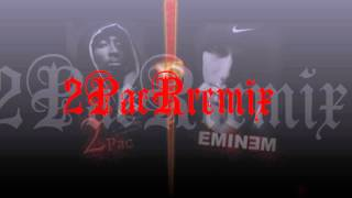(2015)  2Pac ft Eminem - Adrenaline Rush  (Remix)