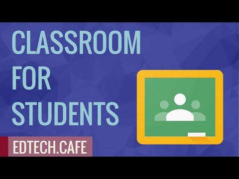 Google Classroom for Students & Parents (Google Classroom Tutorial 2020)