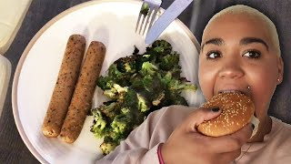 Meat Lovers Try Vegan Diets For A Week