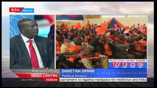 ODM set for primaries interview with Gabriel Muthuma and  Danson Omari part 1