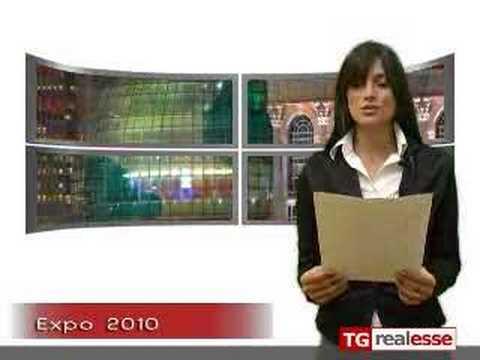 Il Padiglione Polacco per l'Expo 2010