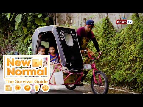 [GMA]  Family Time: Dakilang ama at pedicab driver, kilalanin | New Normal