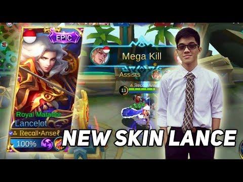 Thaivideo Pake Skin Terbaru Lancelot Royal Matador Gg Keren Bgt