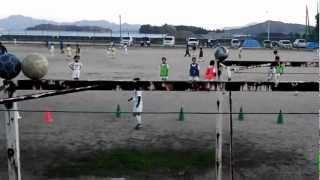 ボール直撃ゲーム!秋のオータムンフェア2012その1