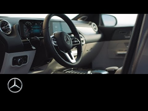Mercedes Benz  B Class Хетчбек класса B - рекламное видео 4