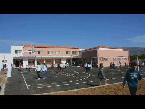 Εγκαινιάστηκε ολοήμερο Δημοτικό Σχολείο Ινάχου-Αργολίδας