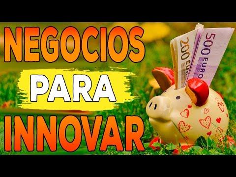 , title : '10 ideas de negocios innovadores con poca inversión | Negocios novedosos con poco dinero'