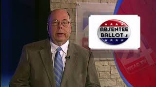 Absentee Ballot Applications Now Available for June 5th Primary Election
